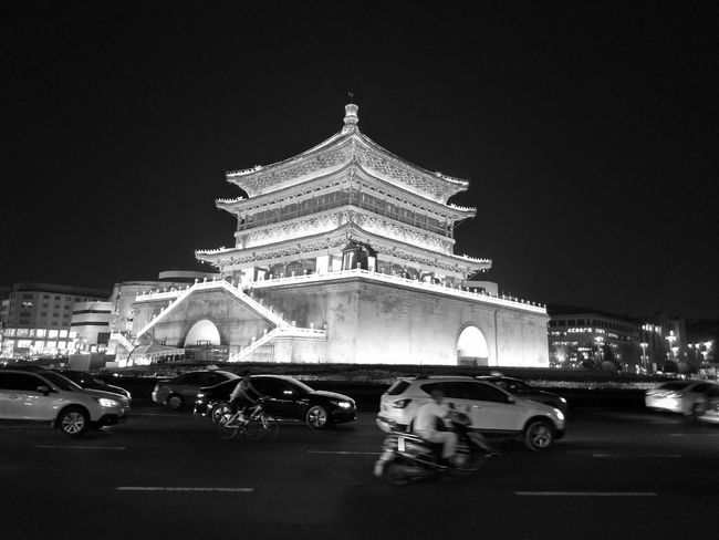 Night Architecture Built Structure Building Exterior Travel Destinations Outdoors Sky No People