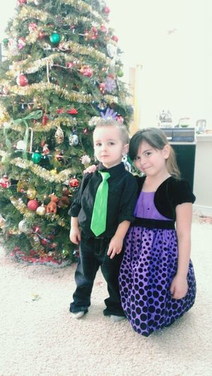 niece and nephew their so cute. Family ♥ Niece And Nephew :)