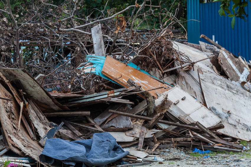 Junk site indicating disaster like tsunami, earthquake,tornado or typhoon Junk Tsunami Disaster Typhoon Day Earthquake Earthquake Area Outdoors Tornado Tornado Damage Tornado Warning Tsunami Tsunami Area Typhoon Day