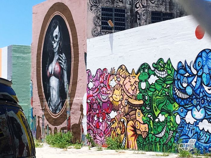 Wynwood Walls Graffiti Art Grafitti Wall Grafiti Art Art Graffiti