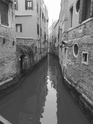Architecture Building Exterior Water Tranquility Travel Destinaton Venice View
