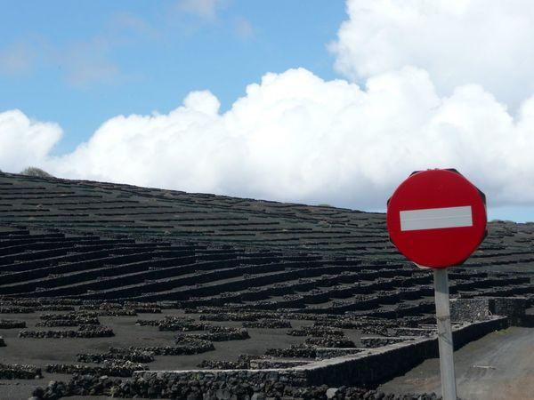 Lanzarote windbreakers Architecture Cloud - Sky Day Nature No People Outdoors Red Sky Lanzarote Volcanoes Landscape Lanzarote Island Lanzarote 😍💙 Volcanic Landscape Volcanic Island Lanzarote-Canarias Lanzarote Collection Volcano Landscape Volcanic
