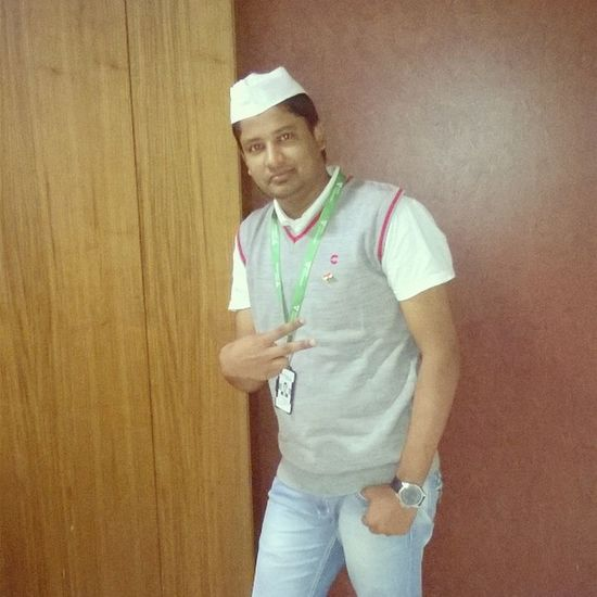 Republicday 26thjanuary Officetime CapAndFlag Funtime