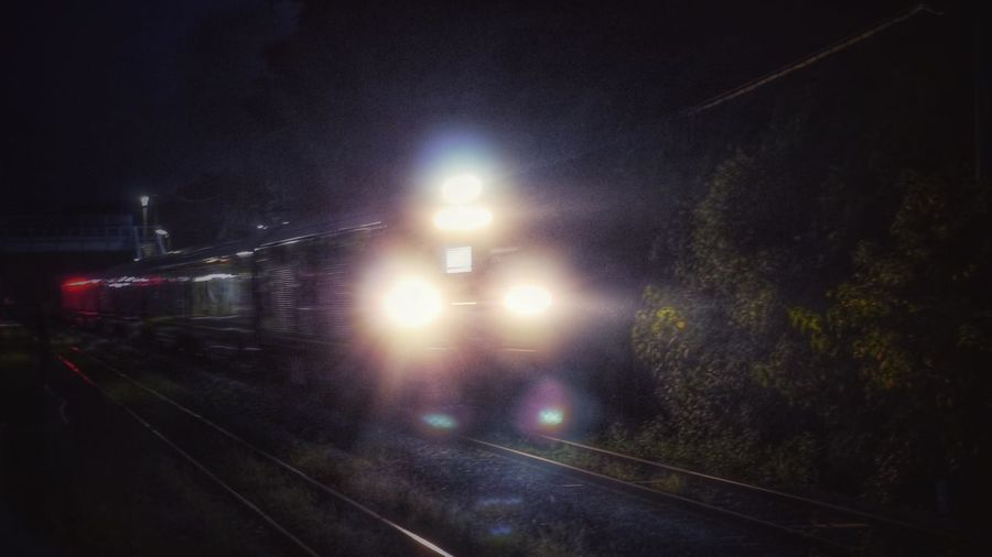 Go to Nagasaki Station, Departure Okusa eki, Isahaya City. Nagasaki prefecture : Night Train Cruise train SEVEN STARS In KYUSHU ななつ星 Kyushu Railway Company JR Kyushu Last Week Saturdaynight EyeEm No.1500