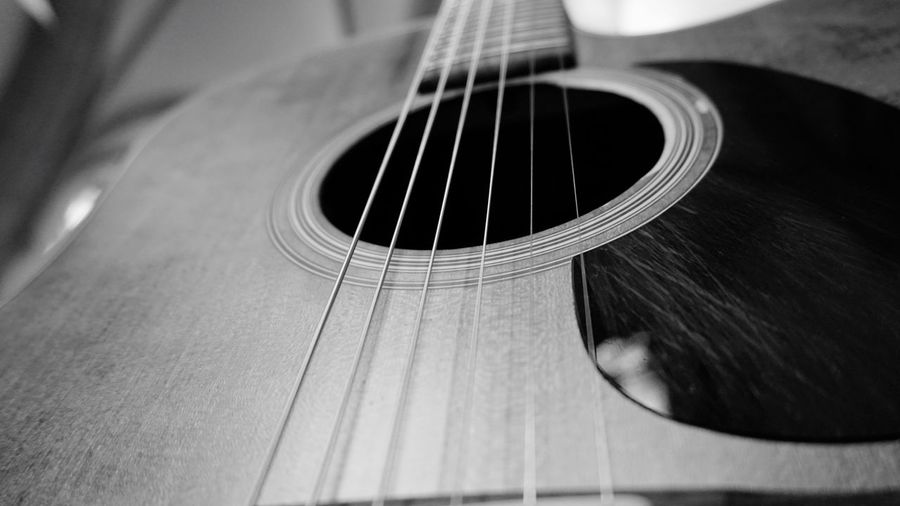 Guitar 🎸 EyeEm Selects String Instrument Musical Instrument Music Musical Equipment Arts Culture And Entertainment Guitar Musical Instrument String String Close-up Acoustic Guitar Indoors  No People Still Life Wood - Material Fretboard Selective Focus Wind Instrument Focus On Foreground Woodwind Instrument Single Object
