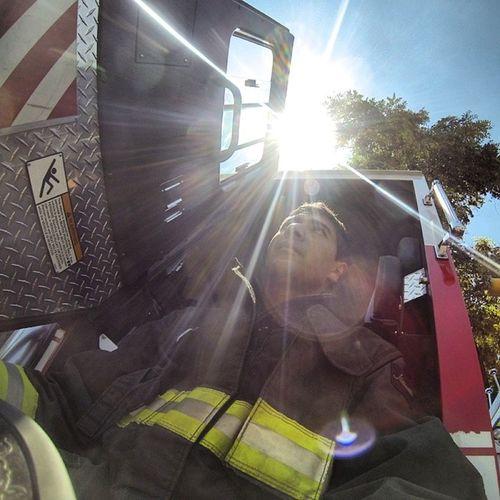 Me Firefighter Bomberos Chile Gopro goodlife