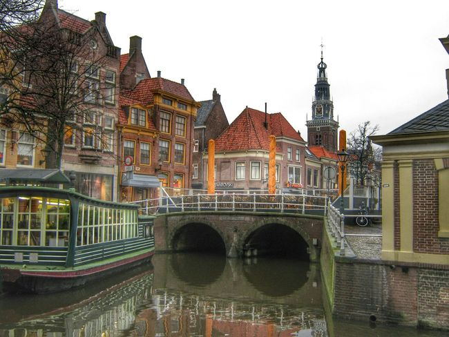 Myhdrworld Architecture CITY VIEW ALKMAAR Lovelynatureshots Buildings & Sky Architecturelovers Water Reflections