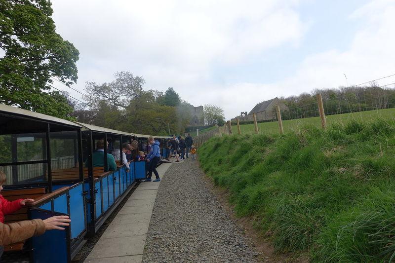 Berwick-upon-tweed Etal Train Northumberland Berwick Scottish Borders Outdoors
