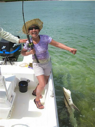 Adventure Club Outdoors Water Fishing Fisherman Fishing Boat Key West Shark Fishing Shark