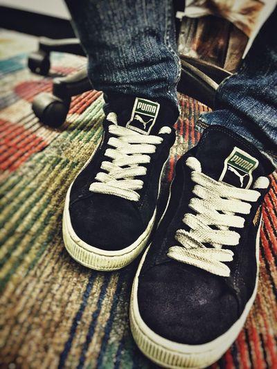 when shoes is life Pumasuede Puma Shoes Puma Life On My Feet Oldschool Sneakerhead  Pumasuedeclassic