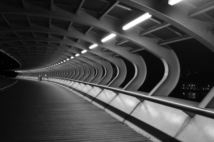 The Architect - 2016 EyeEm Awards The Architect – 2016 EyeEm Awards The Architect-2016 EyeEm Awards Architecture Architecture_collection Architecture_bw Blackandwhite Black & White Black And White Photography Bridge Bridge Photography Black And White Collection  Blackandwhitephotography B&w B&w Photography B&W Collection Leading Lines Vanishing Point Barakaldo