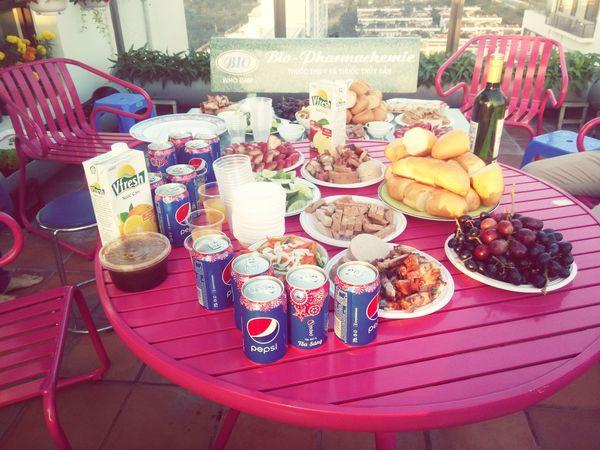 Binbin Tadazz Party NewYear 2015🙆🎊🎉 Pinkday Luckybox Teamwork👍