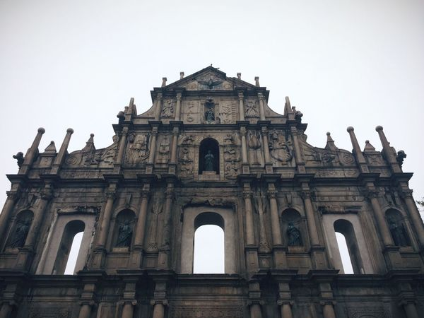 Getting Inspired EyeEm Best Shots Vscocam Photography IPhoneography Instagram Travel Macau Architecture