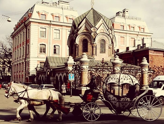 Cinderella Veichle Horse Riding Dreams Fairytale  Fairytales & Dreams Love Story Artist Taking A Walk Takearide Riding Riding Horses Riding Fourwheelers Fourwheeler Fun! Art And Craft Arts Culture And Entertainment Russianbeauty Russian Architecture Decoration Street Photography Backintime Past Princess Princessa