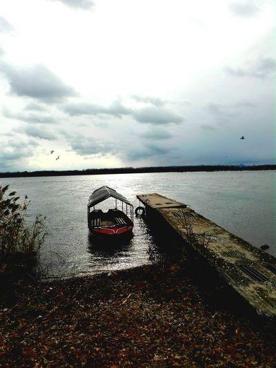Boot Steg Sea