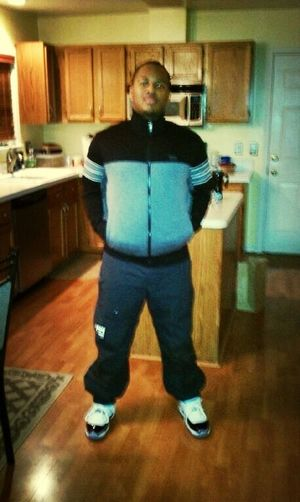 Just Coolin Before I Step Out