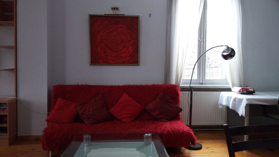 Red Indoors  Home Interior No People Home Showcase Interior Color Matching Comfortable Place Tbilisi Georgia EyeEmNewHere