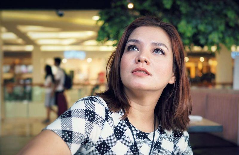 Showcase: February Portrait Portrait Of A Woman Portraiture Portrait Photography Jakarta INDONESIA EyeEm Indonesia The Portraitist - 2016 EyeEm Awards