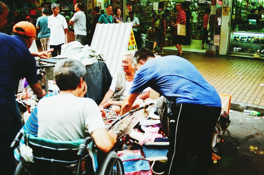 Streetphotography Living Life Grumpy Old Man