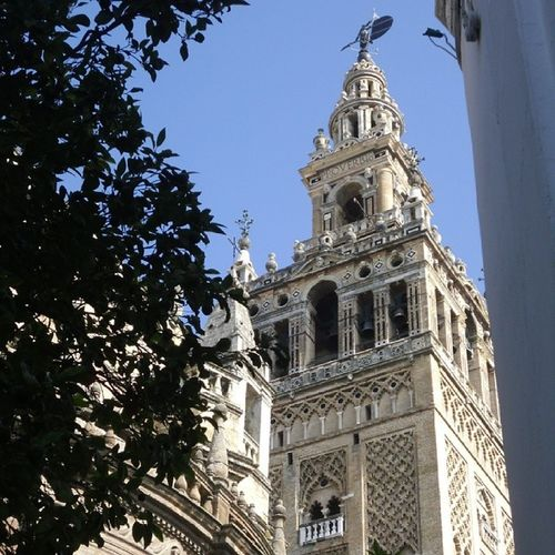 SPAIN Sevilla Giralda Giraldillo Andalucía