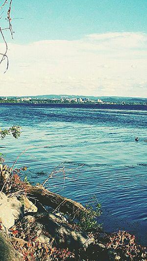 Hello World Onondaga Lake A Walk In The Park City View  My City