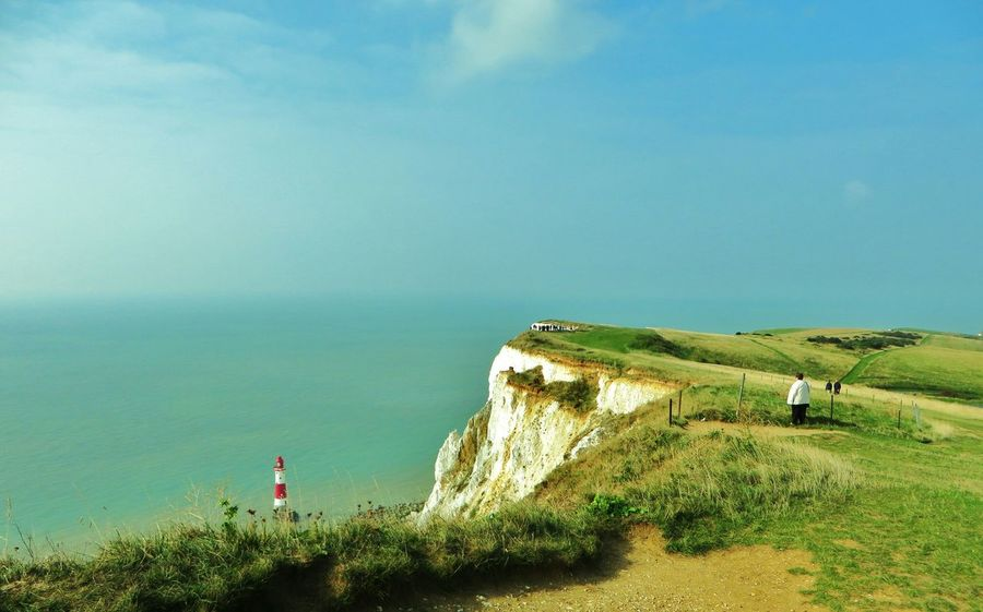 Eastbourne Cliffs Beachy Head Landscapes With WhiteWall
