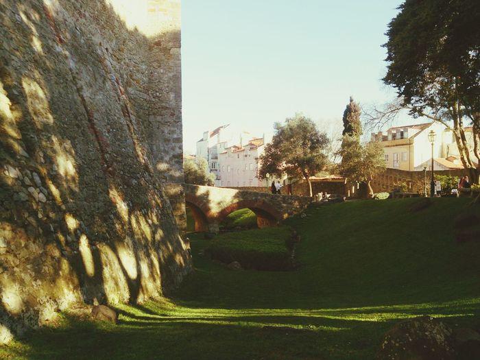 Castelo De São Jorge Light & Shadow Inner Garden Lisboa