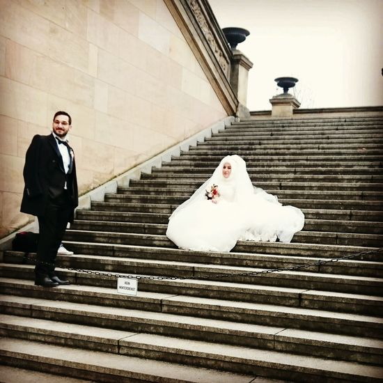 Well-dressed People Staircase Wedding Photography Adults Only (hopefully) Shootermag Eyeemphotography Taking Photos Outdoor Photography Streetphotography Cold Days
