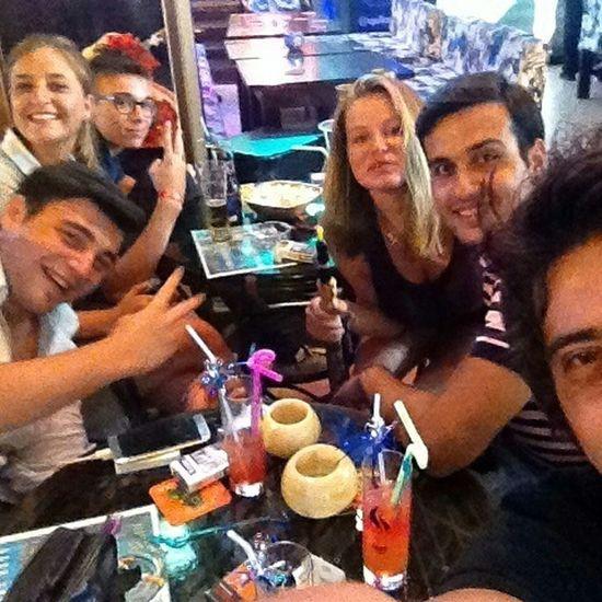 ✌Kuşadası Bar Goodfriends Cutefriends Hello World Enjoying Life Night Summer Happy Drinking Cocktails