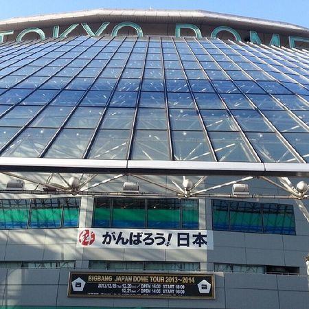 ヤバかった!!!みんな格好良すぎ!!(≧▽≦)Bigbang JAPANDOMETOUR 東京ドーム 東京最終日