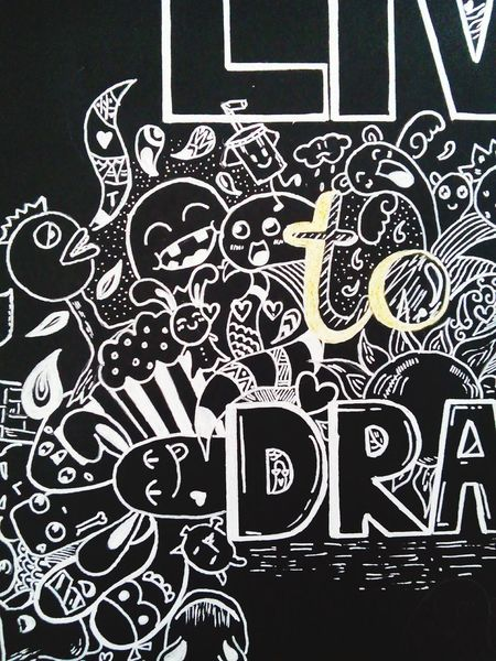 Doodle Drawing ArtWork Doodle Art Gallery Doodleart Artist Drawingwork Illustration