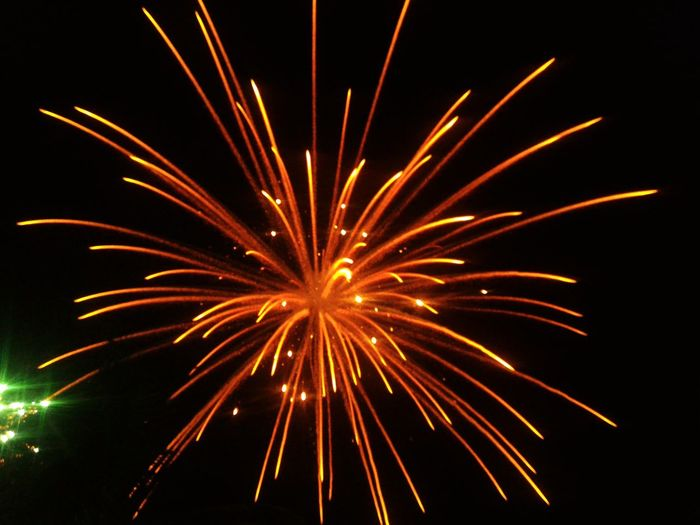 Firework Nightphotography