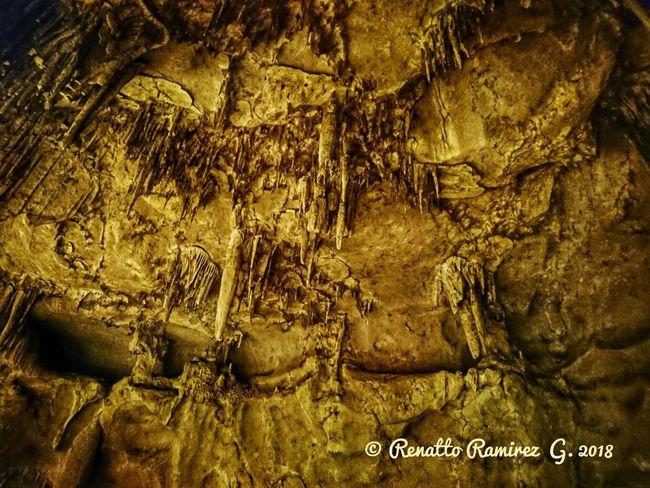Estalactita Backgrounds Full Frame Close-up Textured  Rough