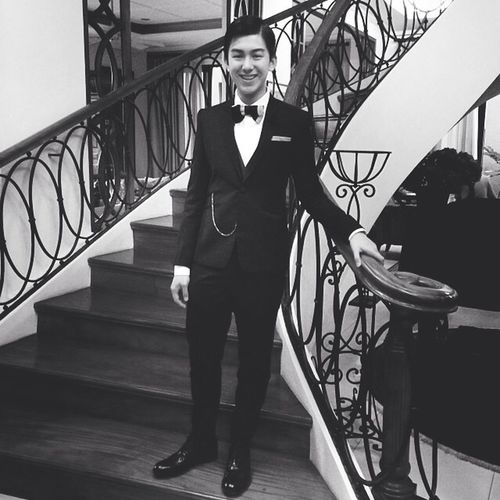 Prom Ootn ? Suit by Edwin Tan