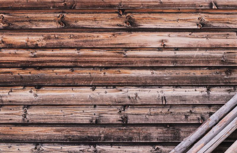 Architecture Backgrounds Brown Built Structure No People Parallel Parallel Lines Pattern Plank Textured  Wall - Building Feature Wood Wood - Material