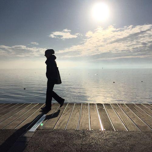 Gardalake Sun Walk Showcase: March Found On The Roll