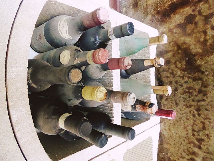 Italy🇮🇹 Montforte D'alba WineRack Wine Tasting Winebottles Old But Awesome Details Of My Life Taking You On My Journey 😎 Fine Art Photography Colour Of Life, Colour Palette Fine Art Feel The Journey No People Wine Country Wine Cellar Wine Passion Winery Wineyard