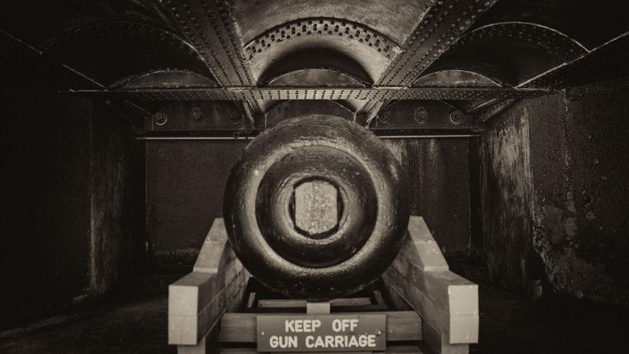 Keep Off Gun
