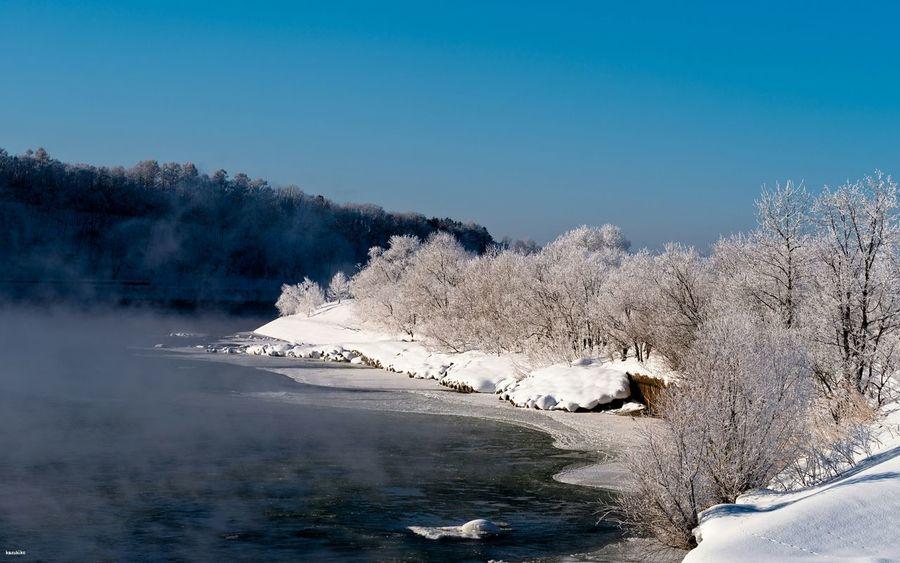 Japan Hokkaido ふゆのはな