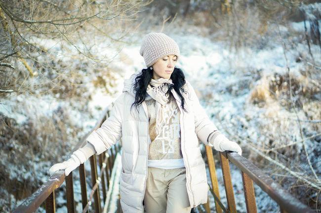 Taking Photos Wintertime