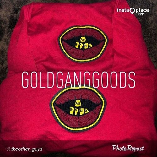 @theother_guys ISupport GOLDGANGGOODS .COM