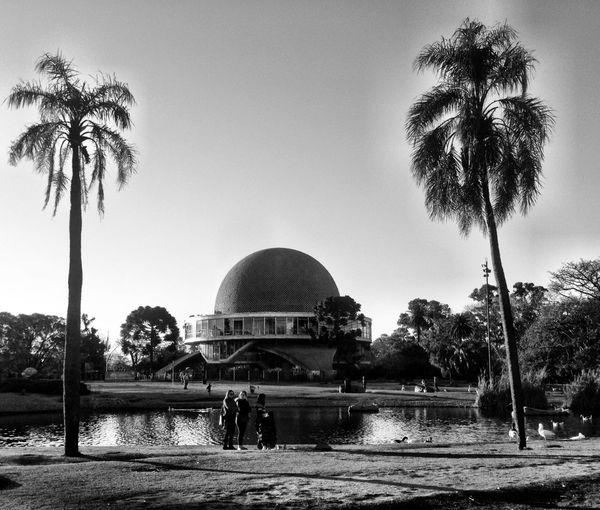 Urban Geometry Streetphoto_bw Street Photography Monochrome Planetario, Buenos Aires