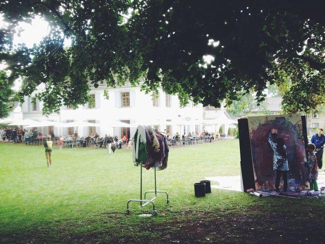 Painting Workshop Gerhard Richter