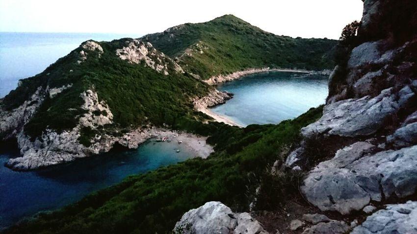 Water Landscape Mountain Scenics Nature No People Summer Islandlive Twinbay