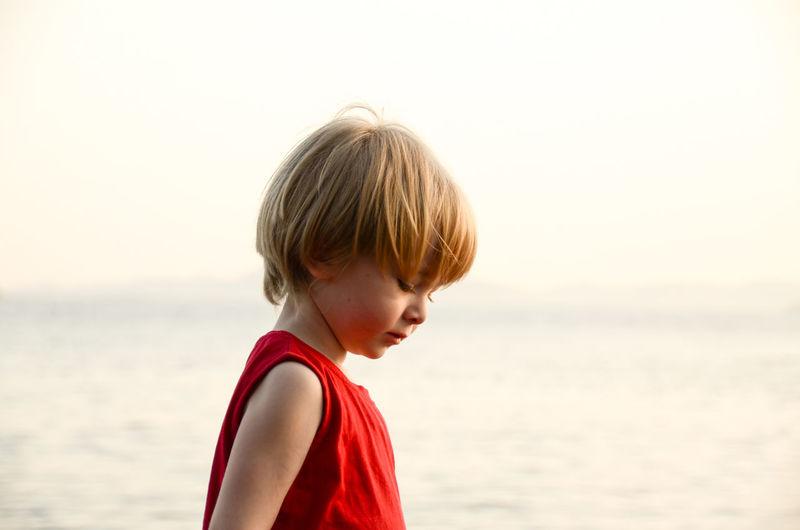 Child One Boy