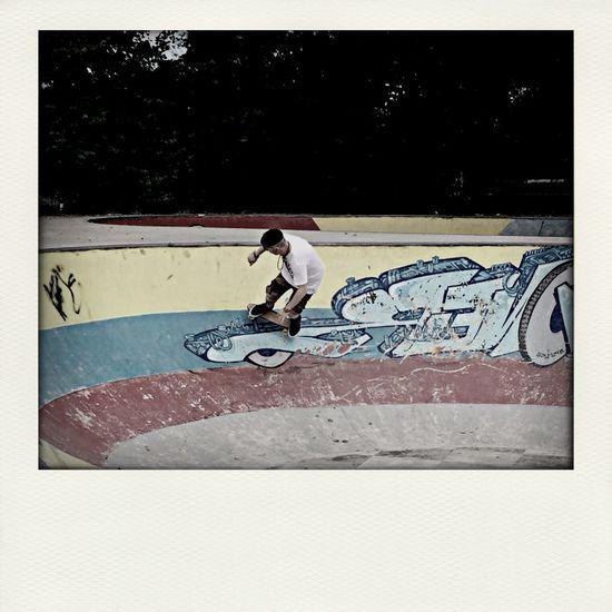 Skate Skateboarding Cruiser