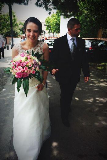 Wedding day💘 Wedding Wedding Photography Wedding Dress Summer ☀