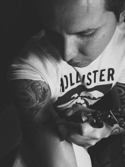 Tattoo Portrait Tattoos Tattooed Tattoomodels Tattooartist  Tattoo Life Tattoo Design Tattooing Tattooedmen Tattoo Art Tattoomodel Tattoodesign Tattoo Obsession Tattooartist  Tattoolife Tattoo Artist Tattooman Tattooart One Person One Boy Only Adult Sportsman Tattoo ❤ Tattos TCPM Art Is Everywhere EyeEmNewHere Cut And Paste The Portraitist - 2017 EyeEm Awards