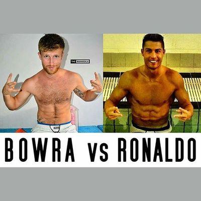 @kayafc's @benjibowz vs @realmadrid's @cristiano ⚡⚽ . . . Sbspotlight Soccerbible Cr7 KayaFC unakaya ufl realmadrid cristianoronaldo themanansala