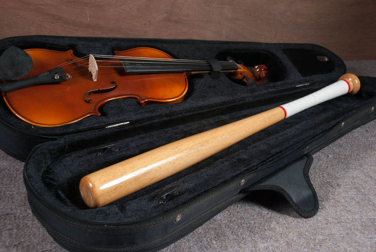 Baseball Belong Together Casing Game Ideal Partner Partner In Crime  Violin